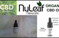 NuLeaf-Full-Spectrum-CBD-Oil-240mg-Second-Review-Video-Ever